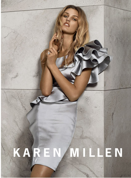 Win the Karen Millen dress on Facebook