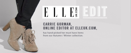 Shop the Elle Edit