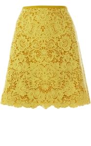 Karen Millen Lace Skirt