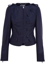 Karen Millen Coloured leather jacket