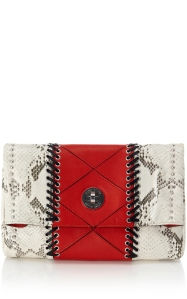 Karen Millen - Tribal Pattern Clutch